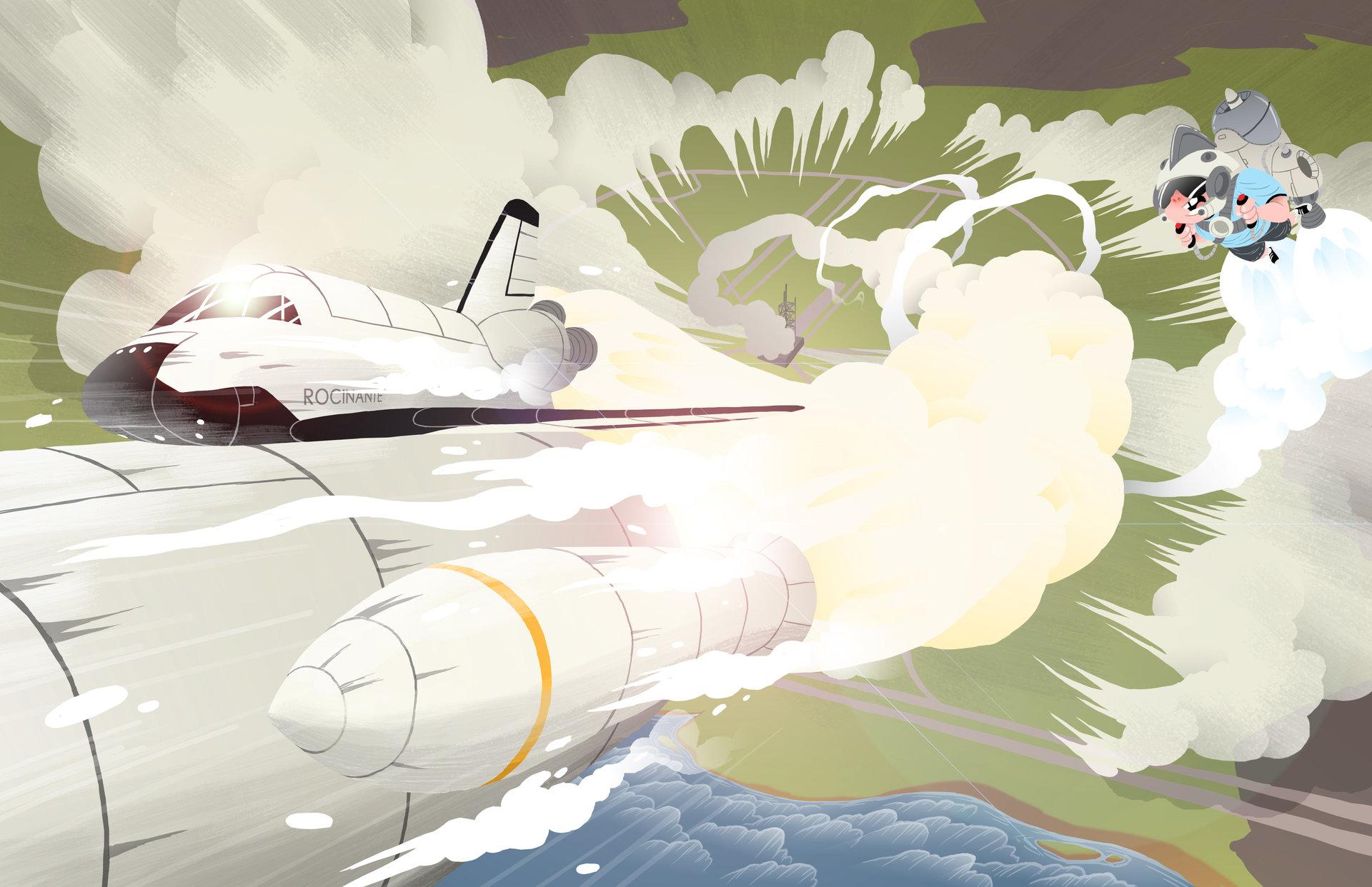Max haig shuttle final