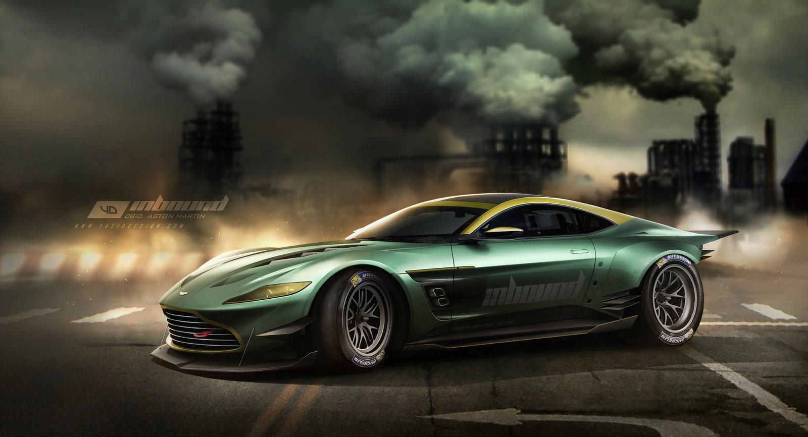 DB 10 Aston Martin