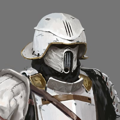 Roberto robert scout trooper