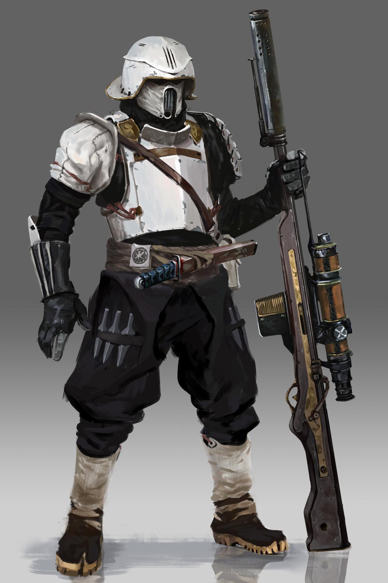 Roberto robert scout trooper