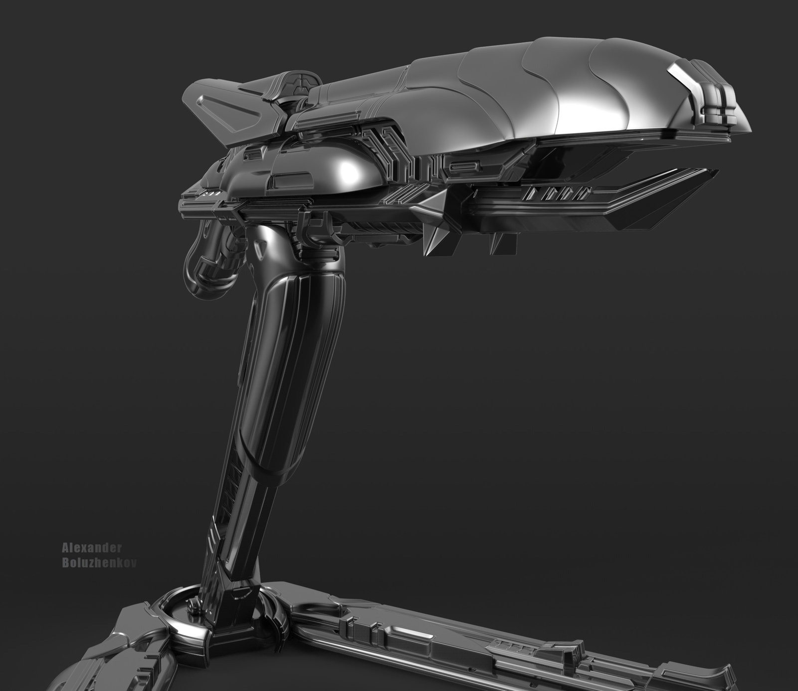 Halo Plasma Cannon