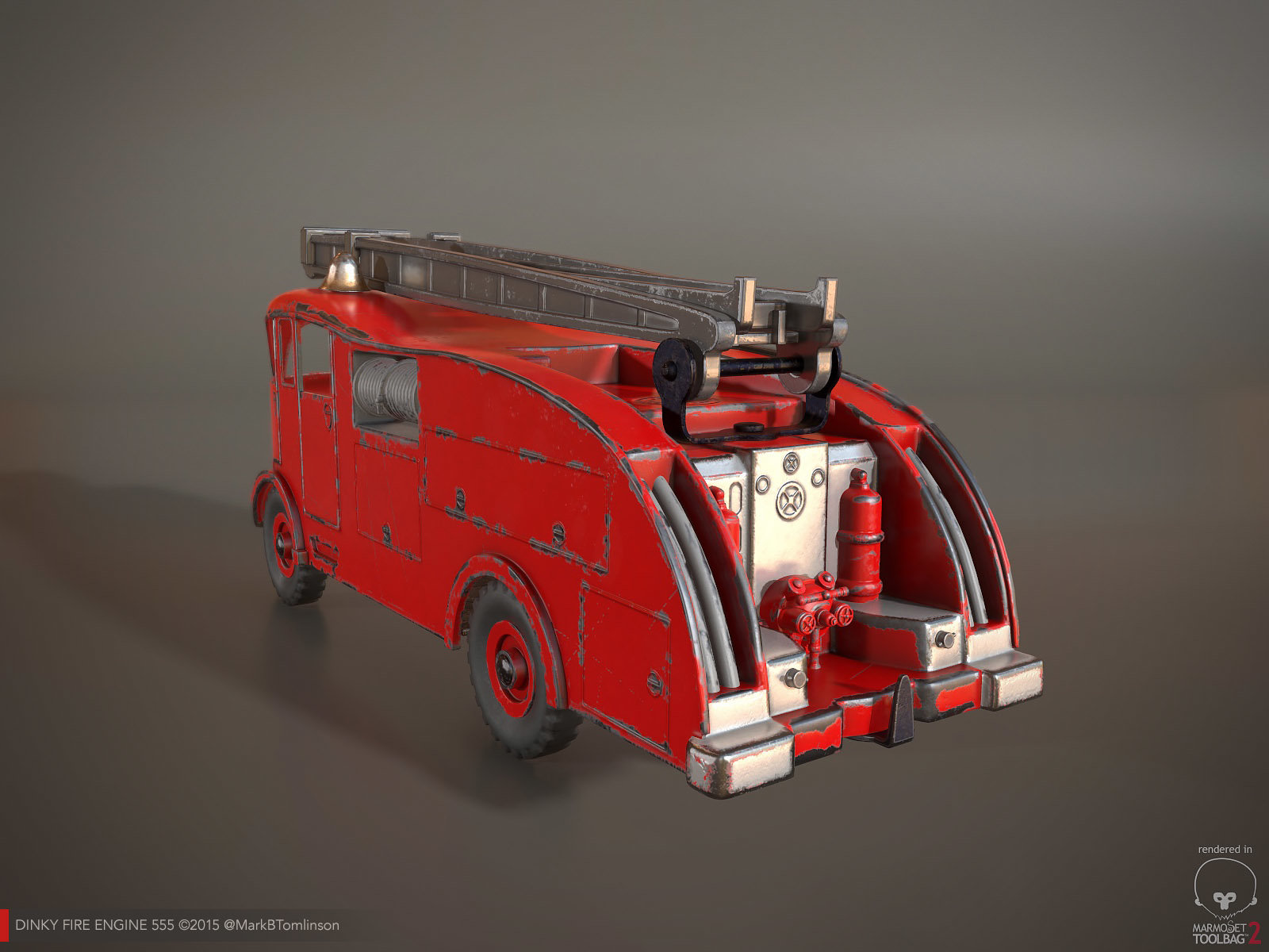 Mark b tomlinson dinky fire engine 555 web 04