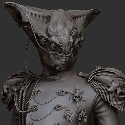 Raul eduardo sanchez osorio emperor sculpt
