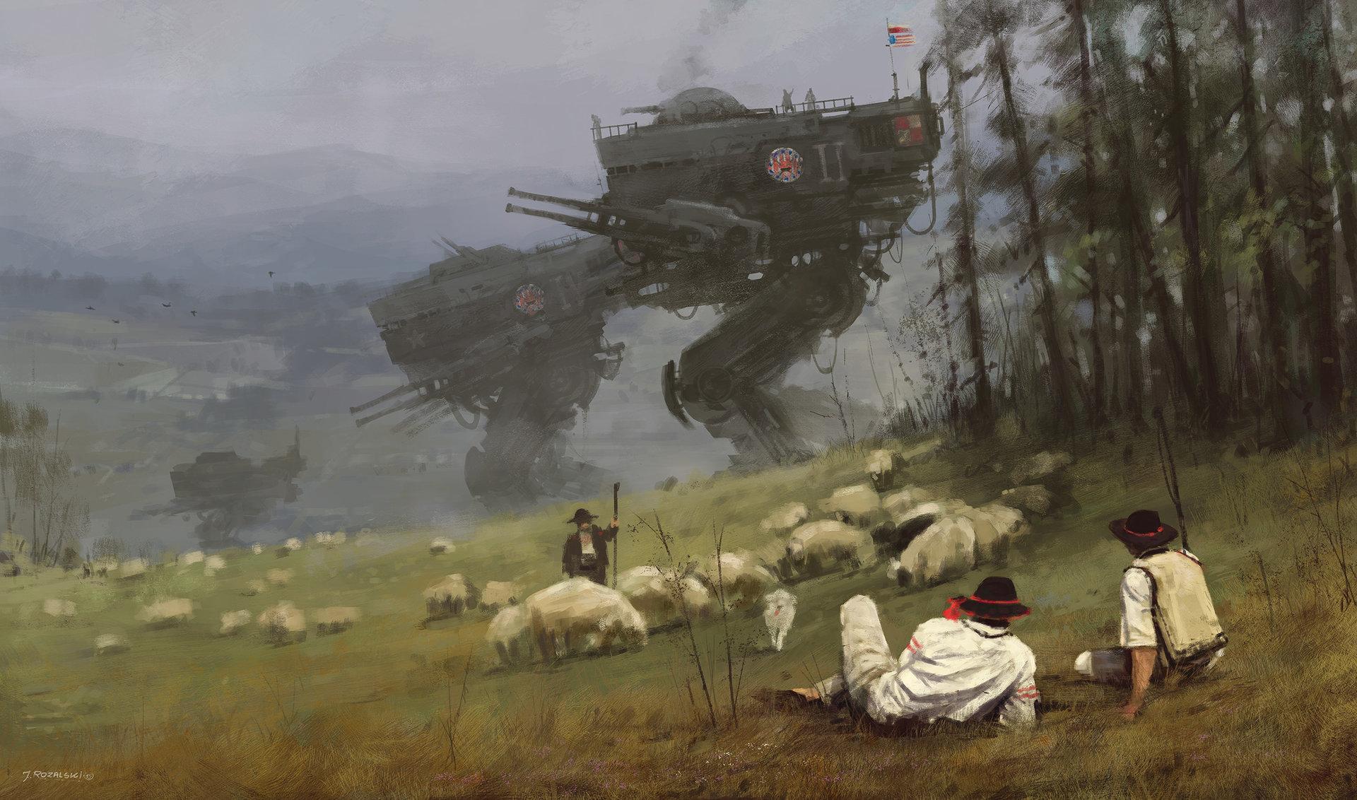 Jakub rozalski 1920 kosciuszko 01 small