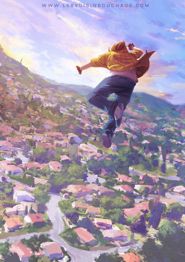 Sylvain sarrailh aerojump