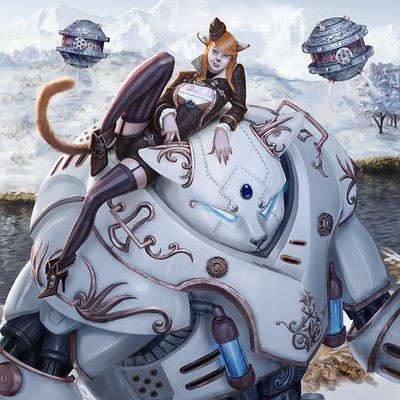 Catbot - Outcast Odyssey
