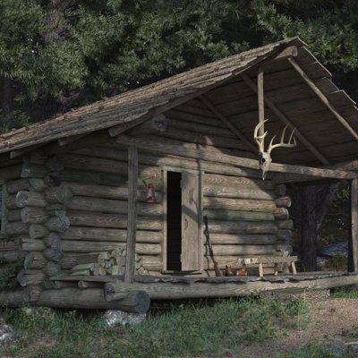 Robert welling log cabin 03