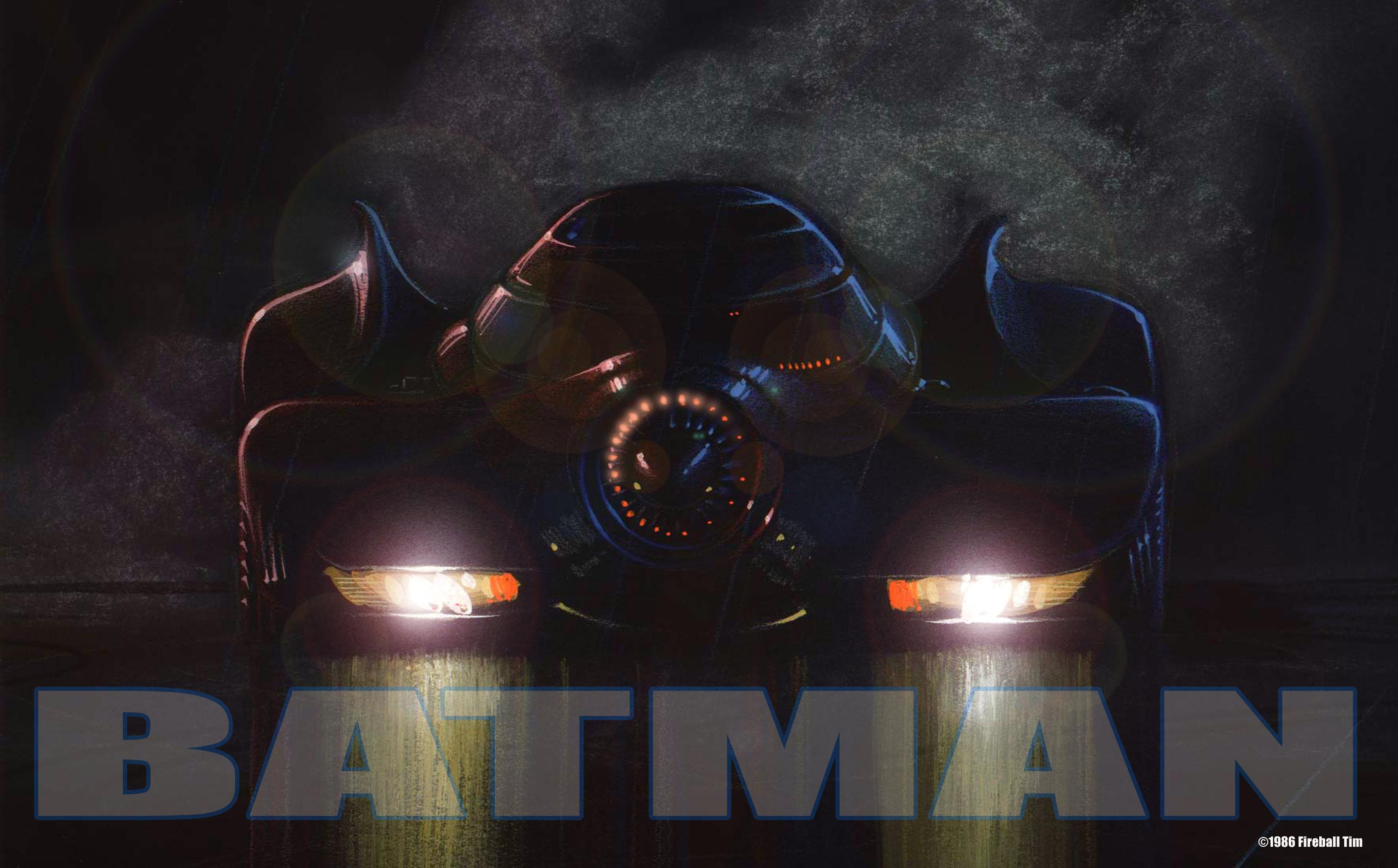 Original Design for BATMAN