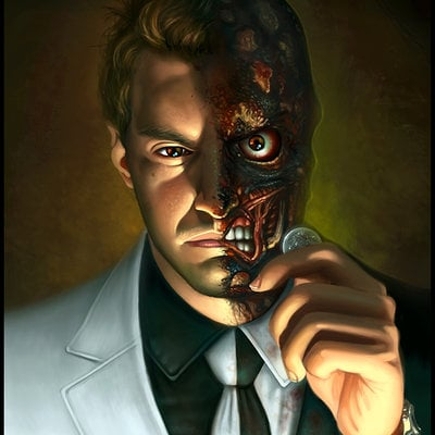 George patsouras twoface