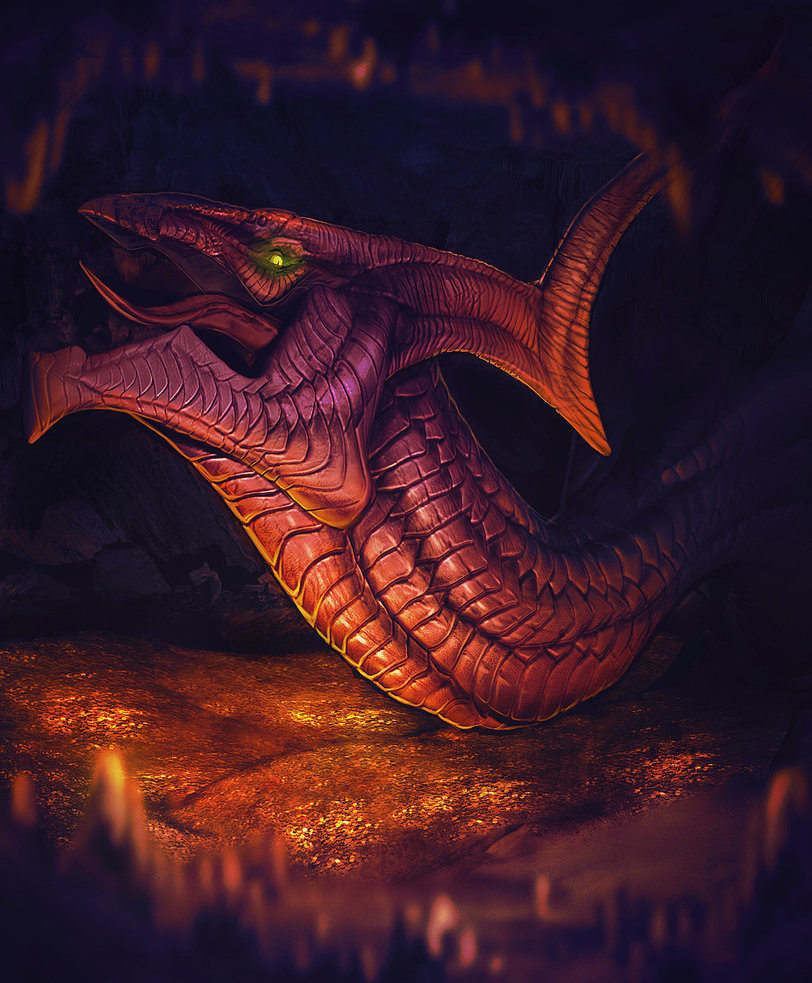Alexandra reeves the bellowing dragon by apeirondiesirae d8fd8n3