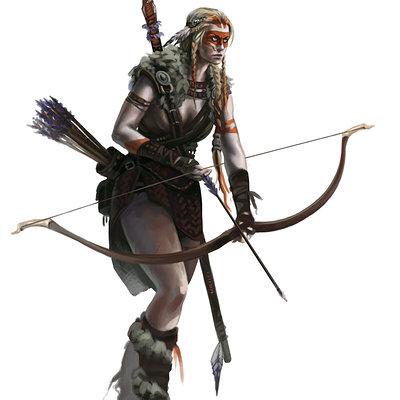 Loles romero amazona vikingal