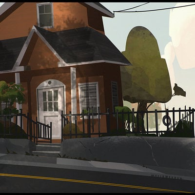 Patrick o keefe hornet house 02