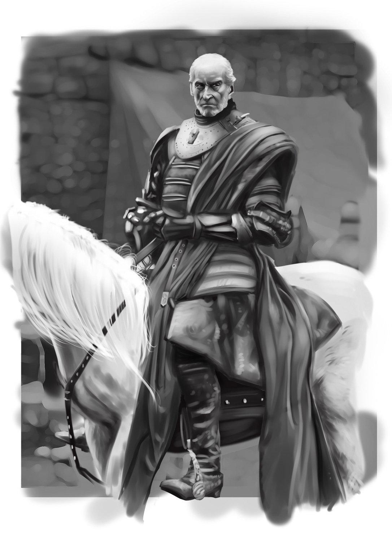 GOT Fanart - Tywin Lannister