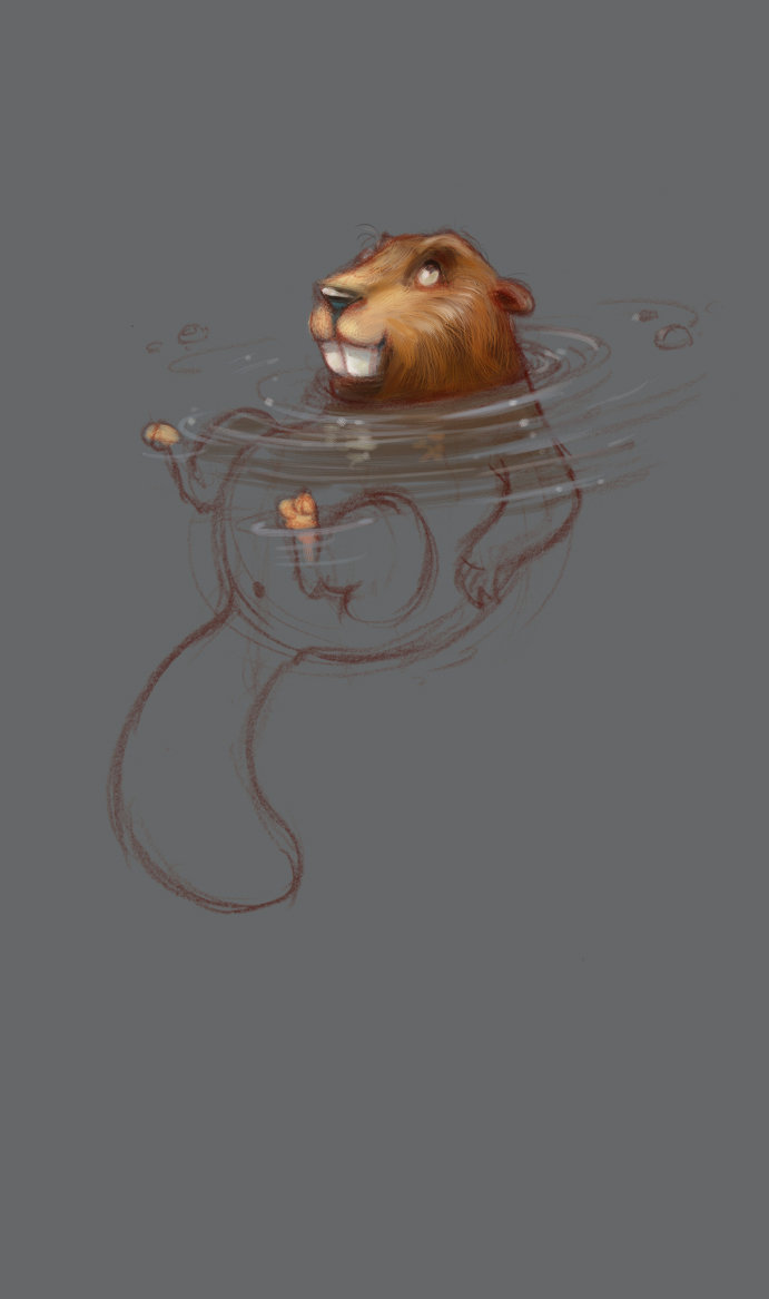 Beaver concept.