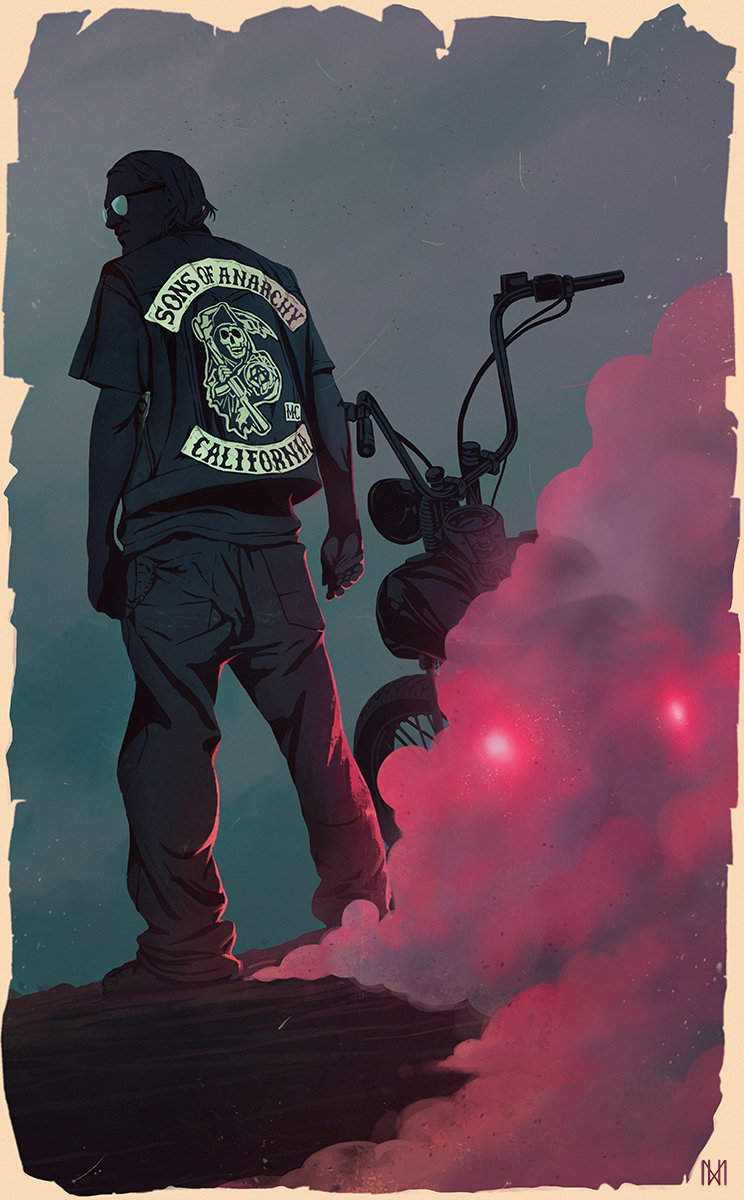 Nagy norbert sons of anarchy