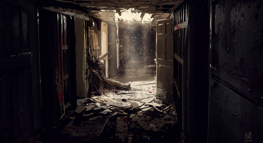 Nagy norbert infested corridor