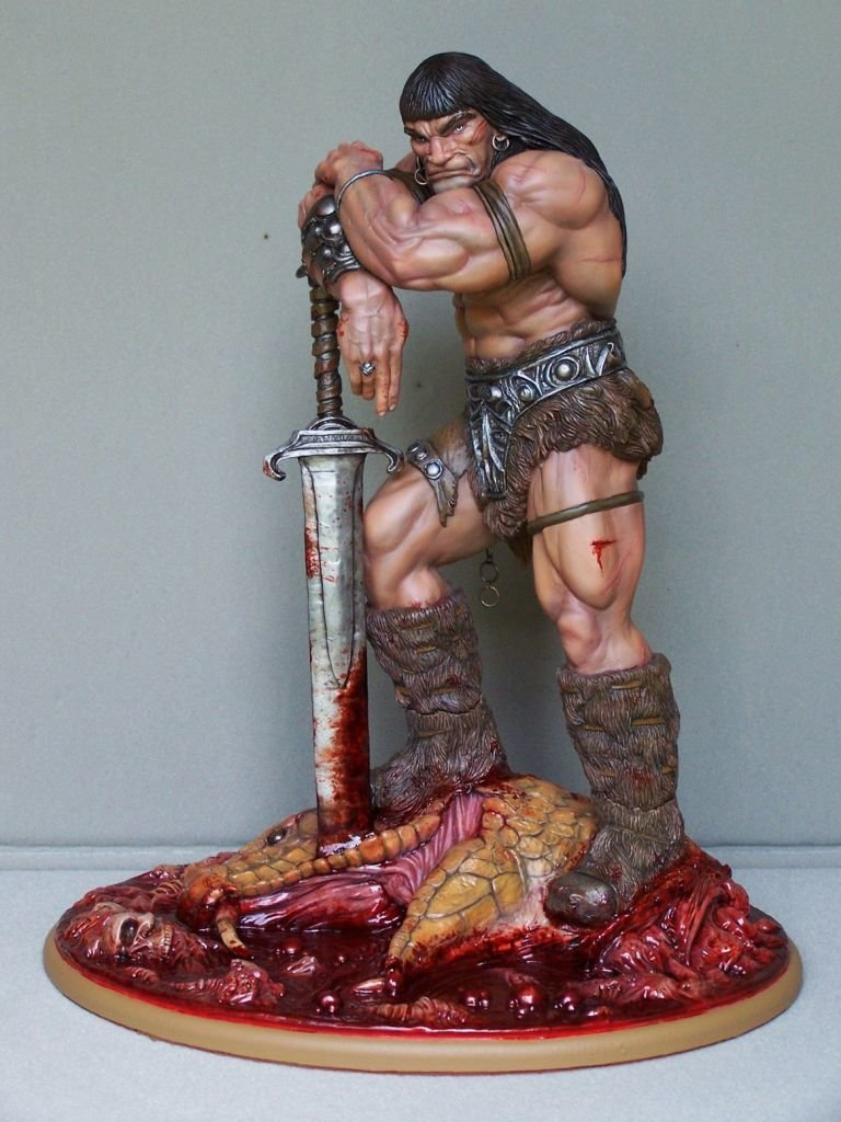 Sheridan doose conan savage snake slayer 19