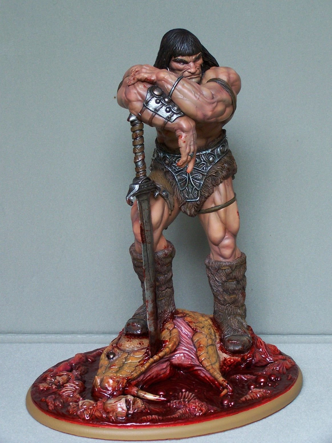 Sheridan doose conan savage snake slayer 13