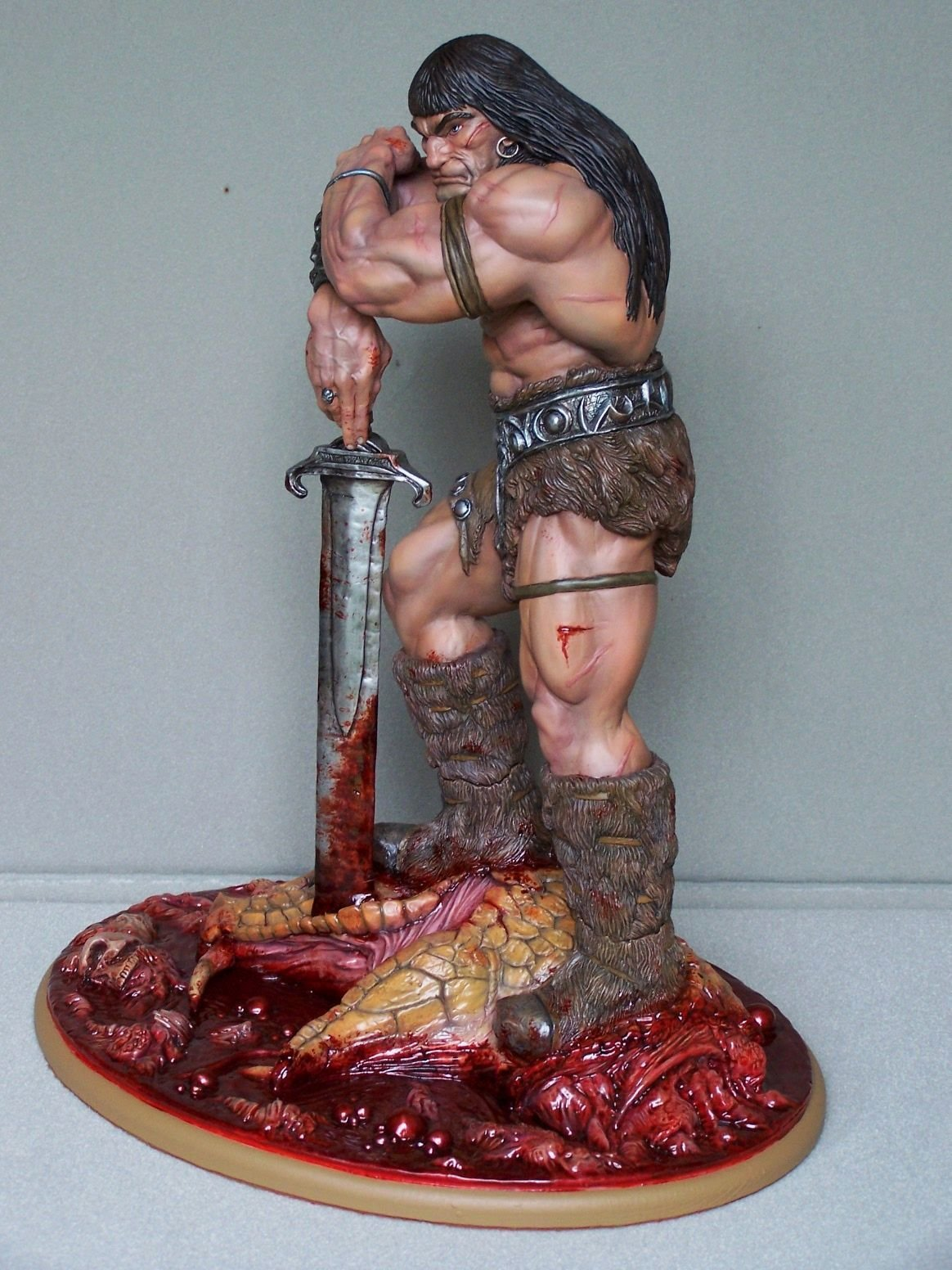 Sheridan doose conan savage snake slayer 18