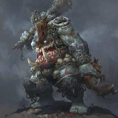 Fenghua zhong the monster