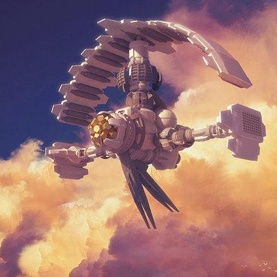 Sylvain sarrailh spaceship
