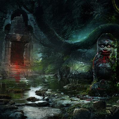 Kishore ghosh in the jungle01