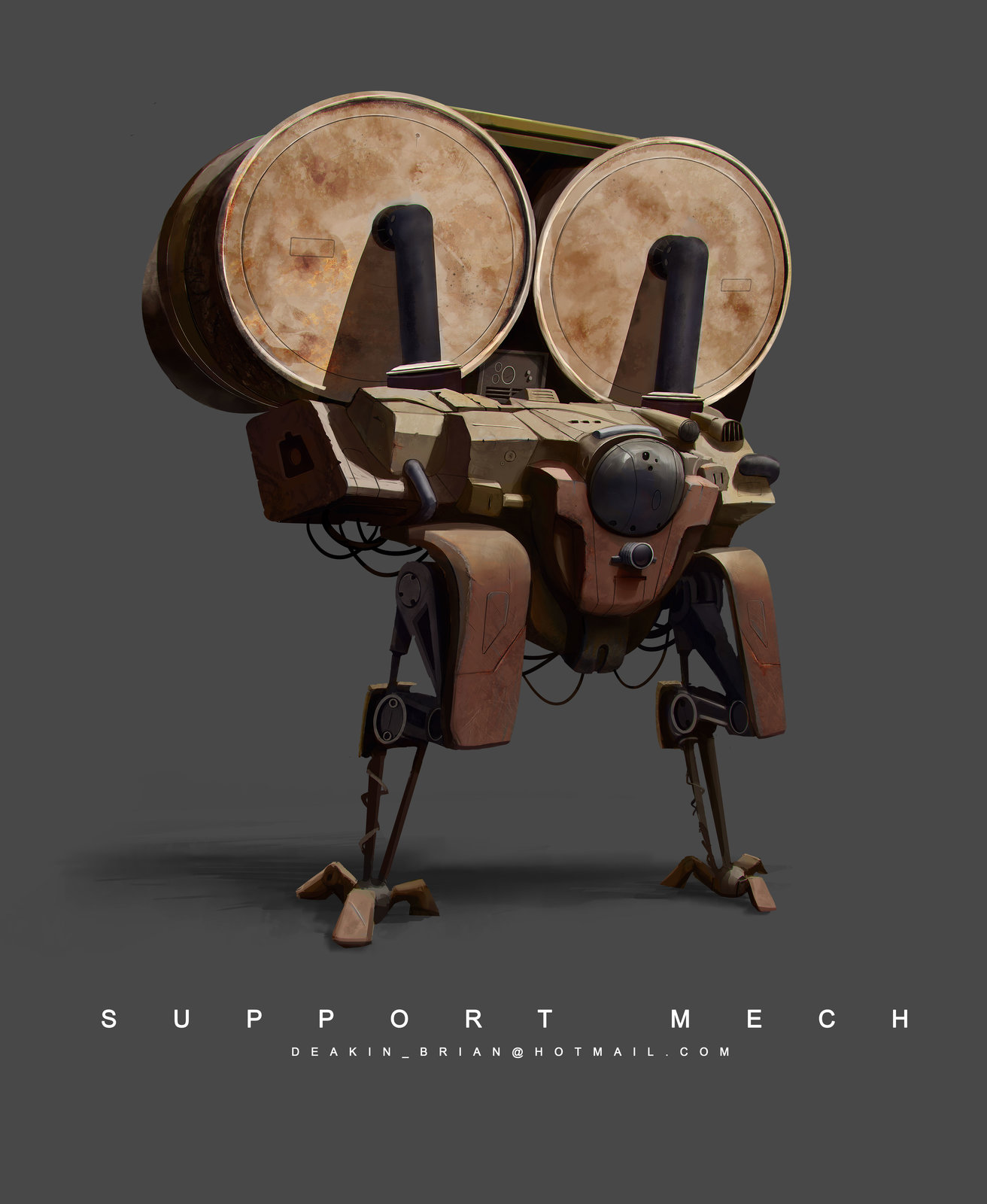 Suppport Mech