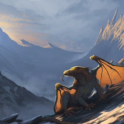 Daniel aubert dragon 1