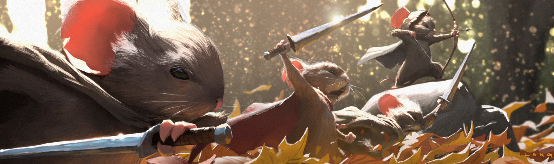 Ryan lang mouse guard web