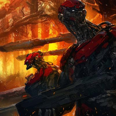J c park battle concept0