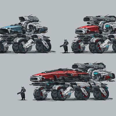 J c park land vehicle concept 005 1