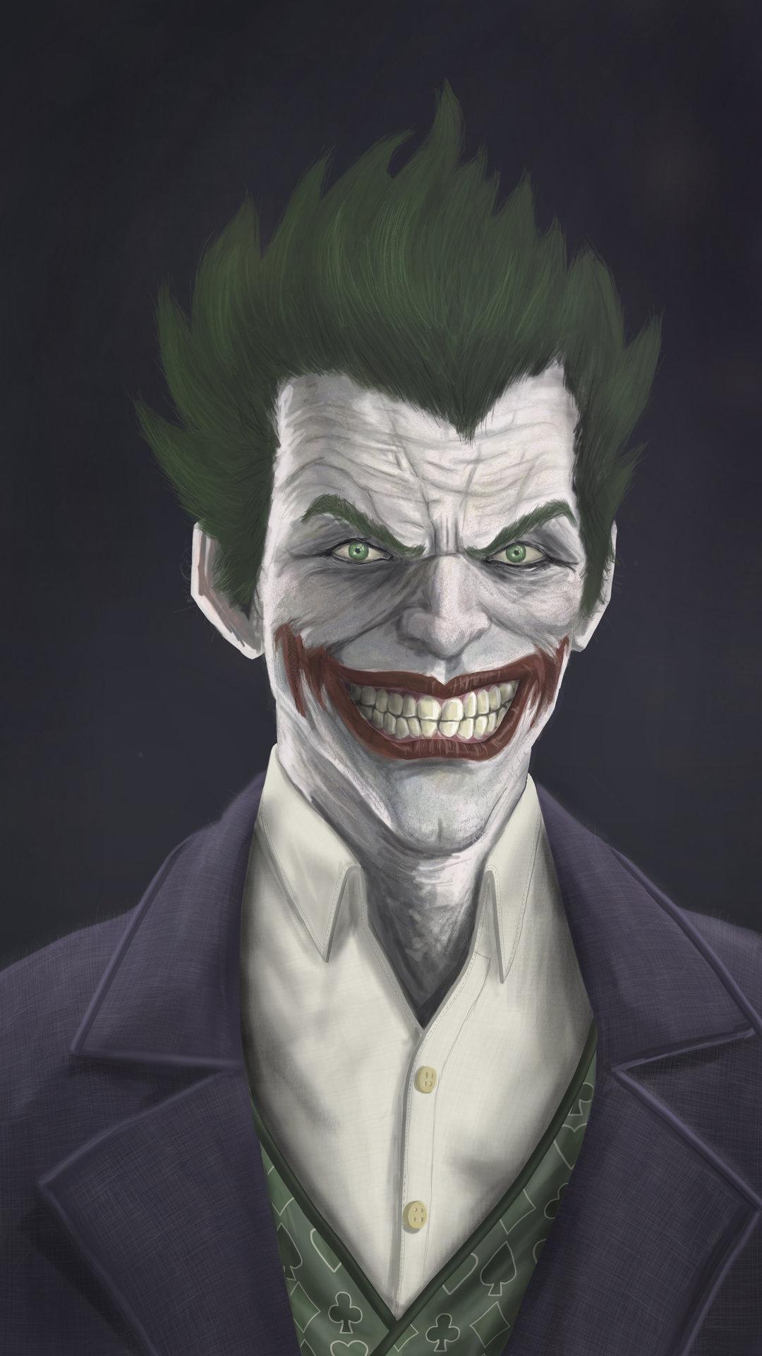 Aditya parab the joker batman arkham origins aditya parab joker arkham origins final voltagebd Images