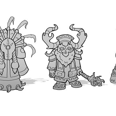 Travis lacey the lowland enu thumbs cartoon concept art design travis lacey the valley of the great wind line art