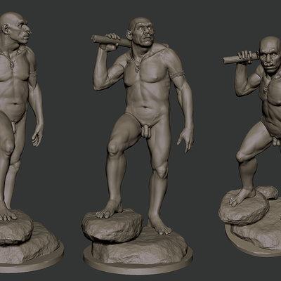 caveman study