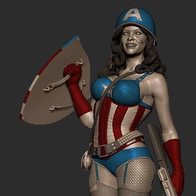 she-america