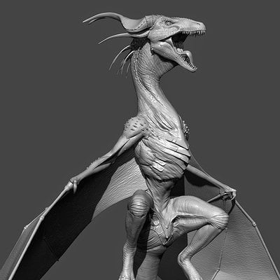 Dragon lecture Zgrabs