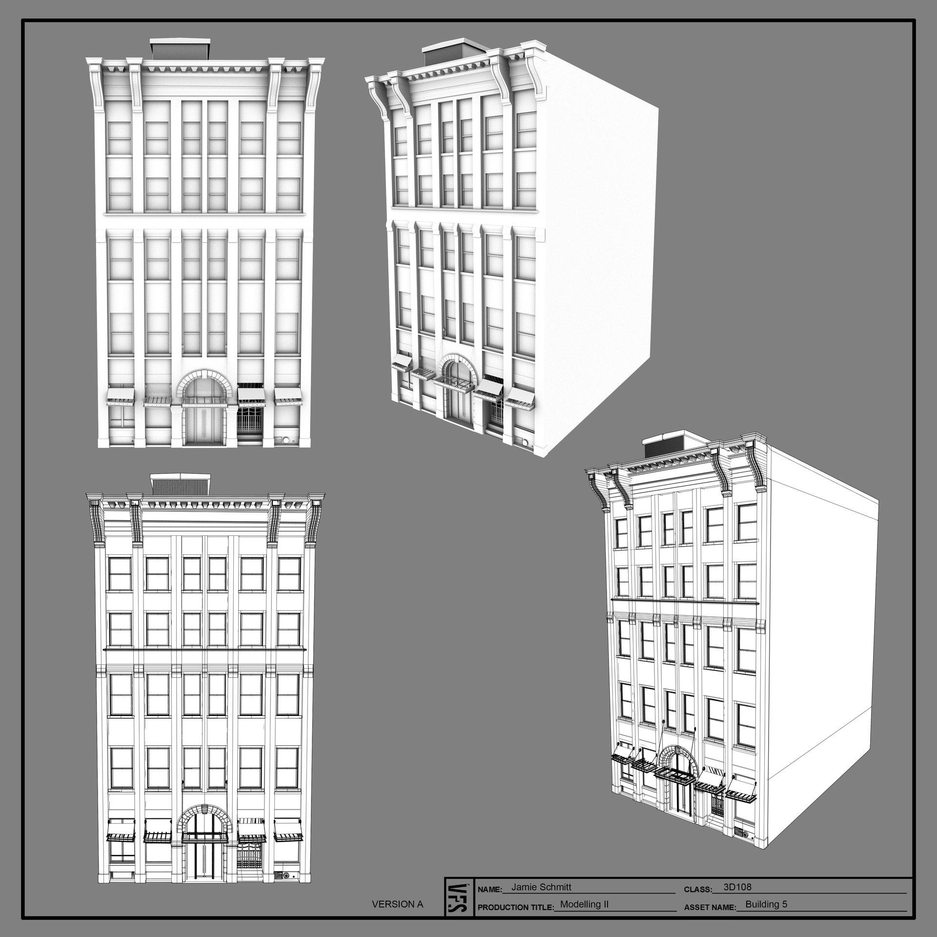 Jamie schmitt 3d108 jamieschmitt building5