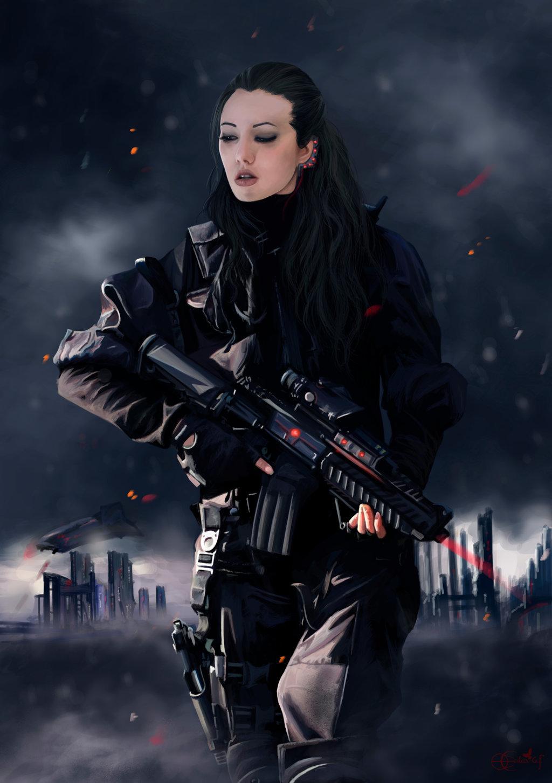 Cecilia gf soldier by ceciliagf d883lv0