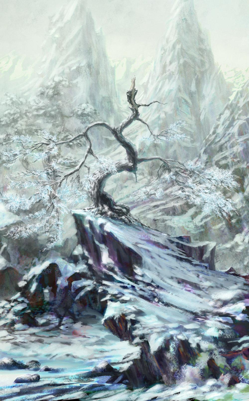 Alexander gorisch paint study 09