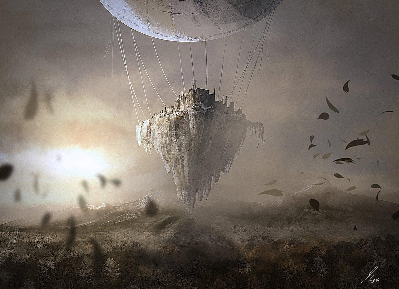 Reha sakar baloon city final render