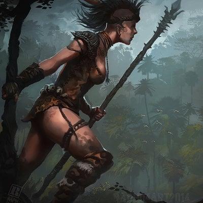 Raph lomotan huntress