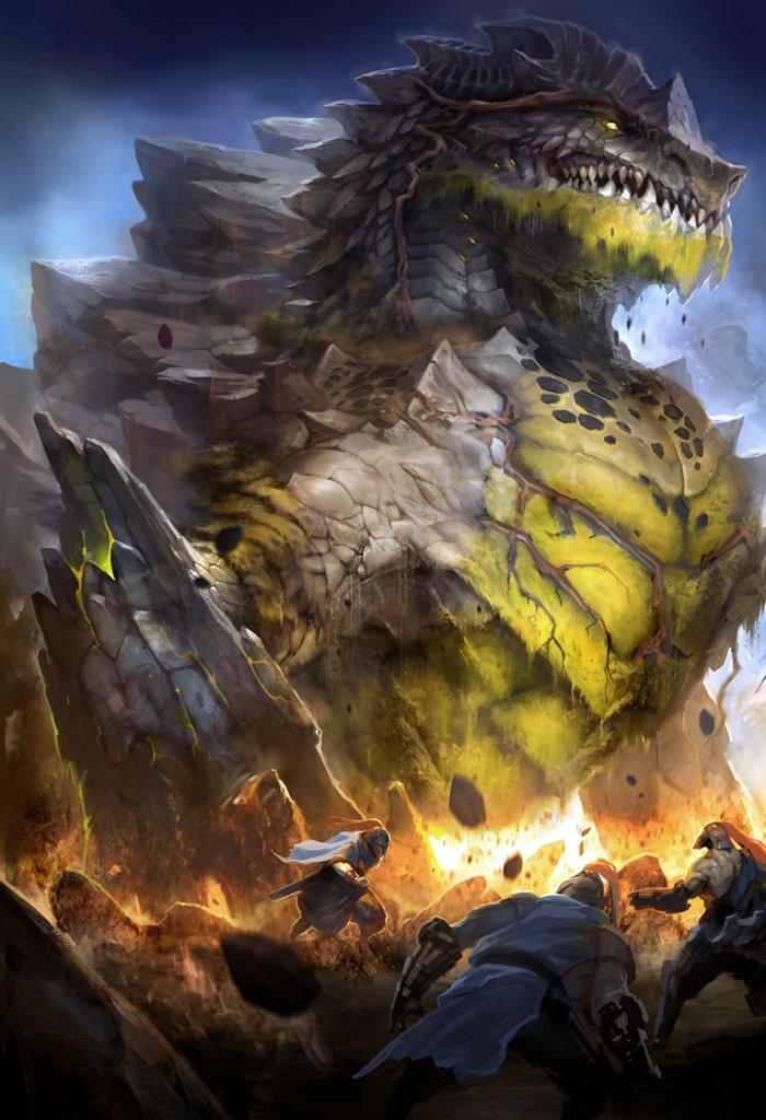 Earth Dragon: Earth Dragon, Chris De Joya