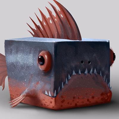 Romain flamand piranha2