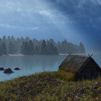 Timothy klanderud tims viking settlement
