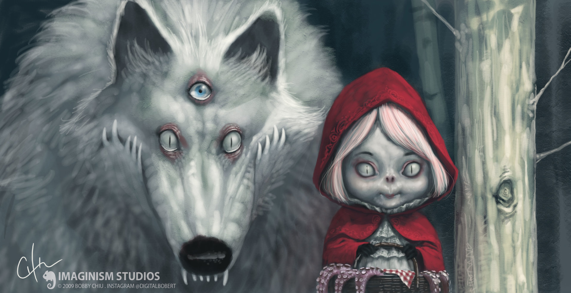 Bobby chiu red riding hood