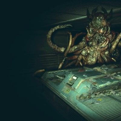 Oleg vdovenko some lovecraft concept 2