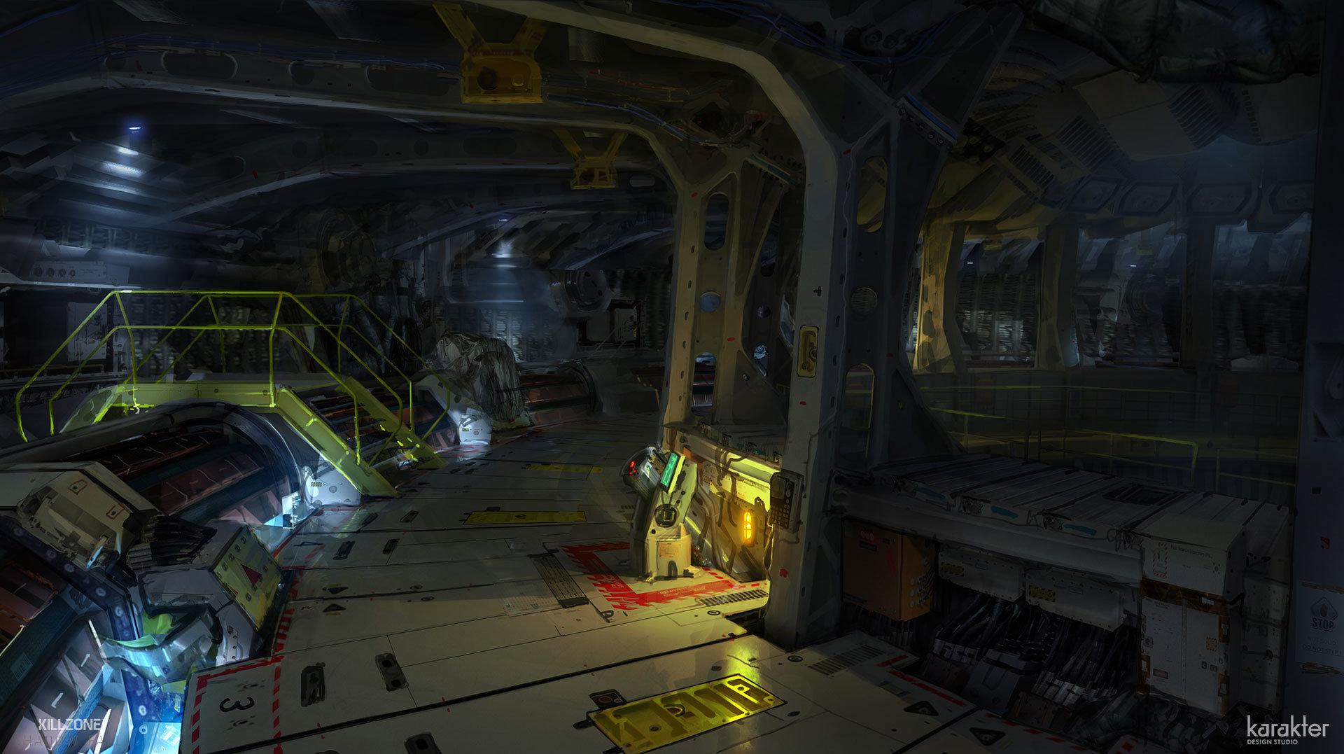 Viktor jonsson killzone 4 engineering bay