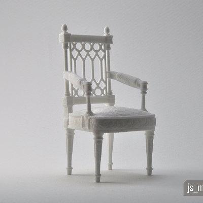 James morgan royal chair a 03