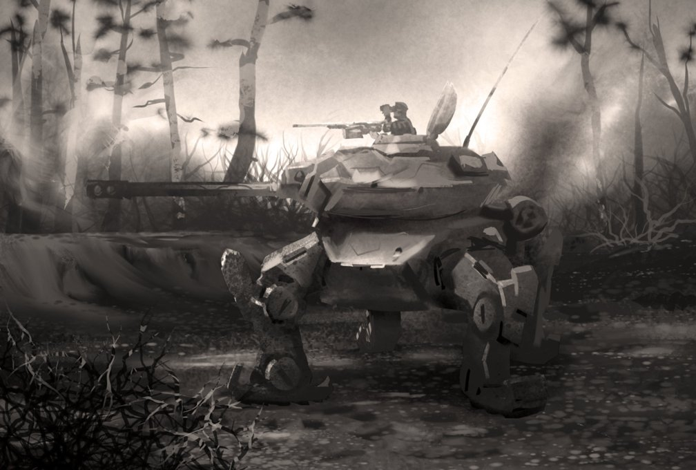 Stompytank (sketch)