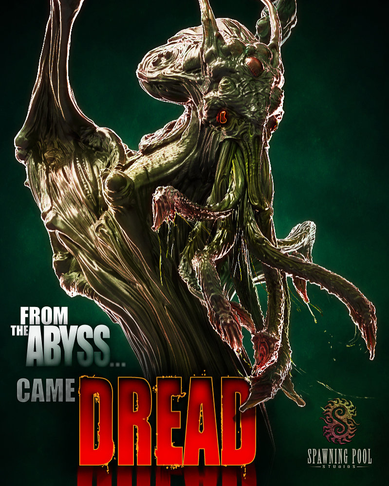 Sheridan doose fromtheabyss dread previewposter